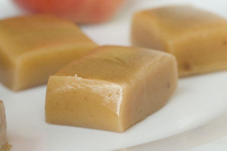 Apple Cider Caramels | Homade Candy