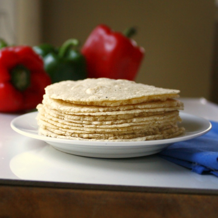Homemade Corn Tortillas | Things I need to make soon | Pinterest