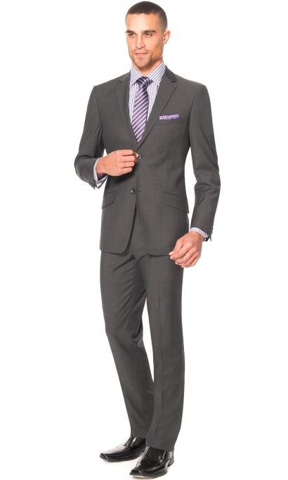 Maintain a dapper sense of style with the naples slim fitted men s