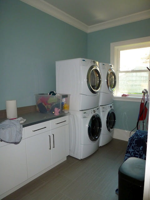 2 washers and dryers