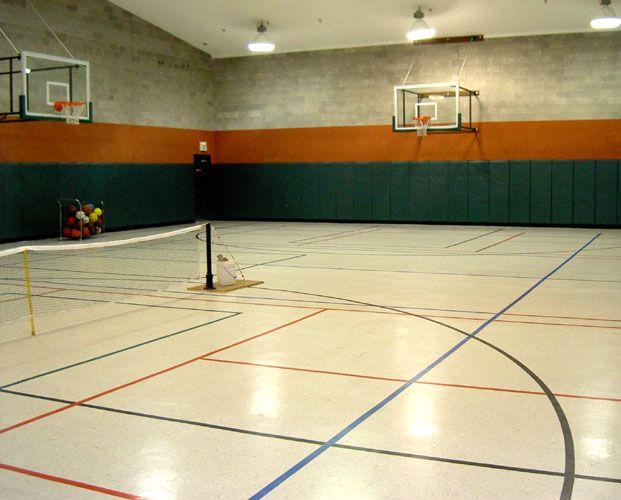 Indoor Sports Court Education Pinterest