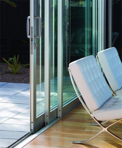 Stacking doors onto deck deck pinterest for Stacking doors