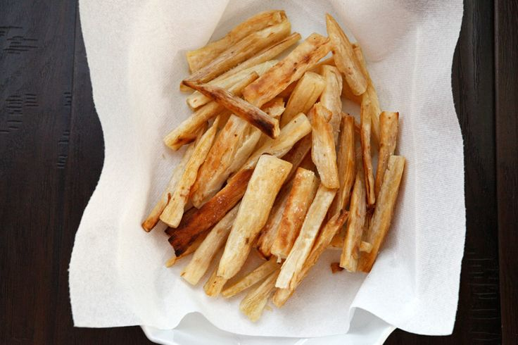 Yucca Fries | Veg | Pinterest