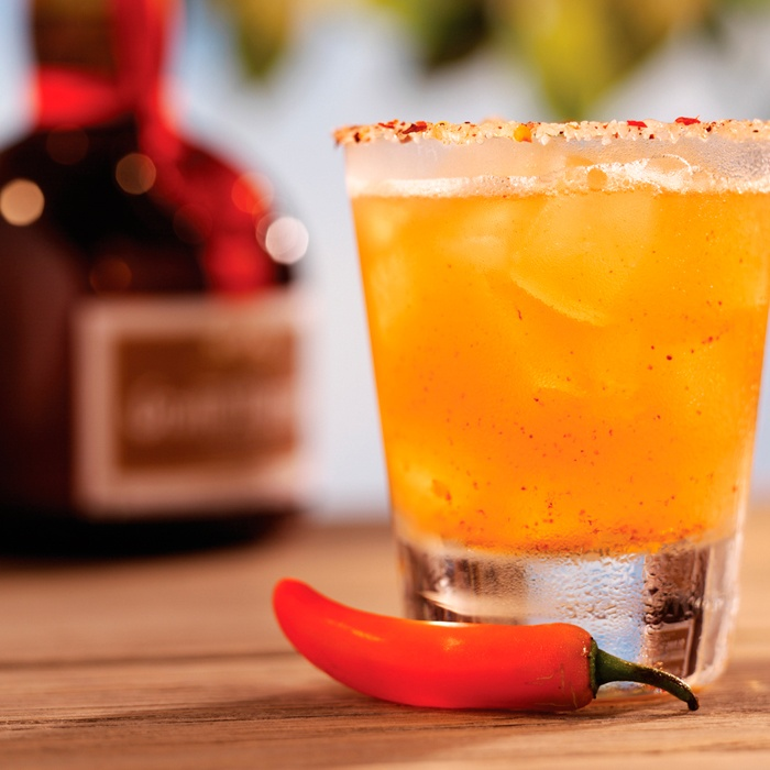 spicy margarita | Parties and Entertaining | Pinterest
