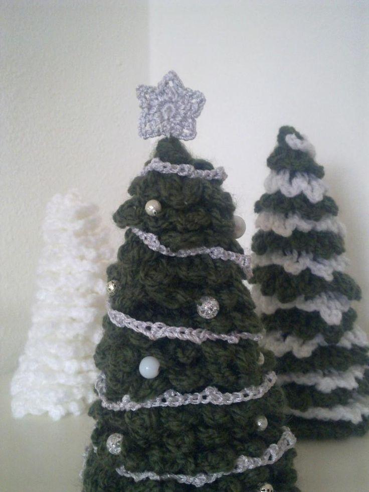 Amigurumi Christmas Tree Patterns : Amigurumi Christmas Tree Amigurumi Pinterest
