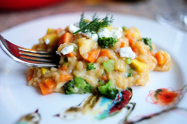 Risotto Primavera | Recipe