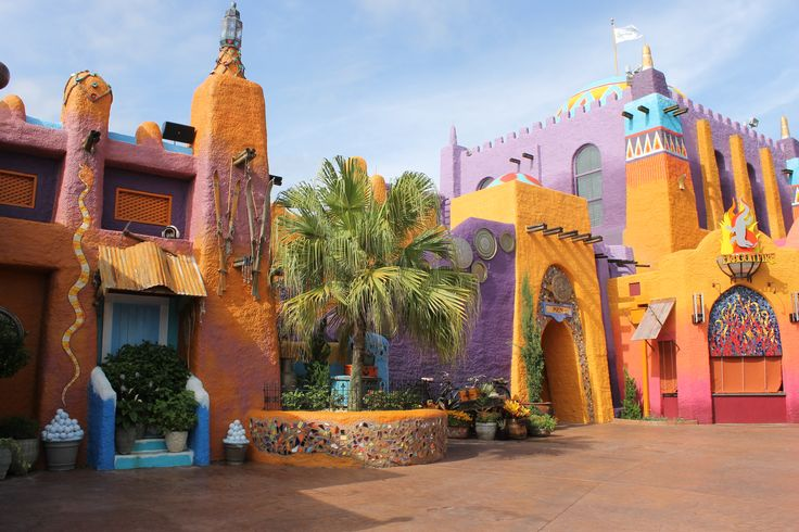Pantopia at Busch Gardens