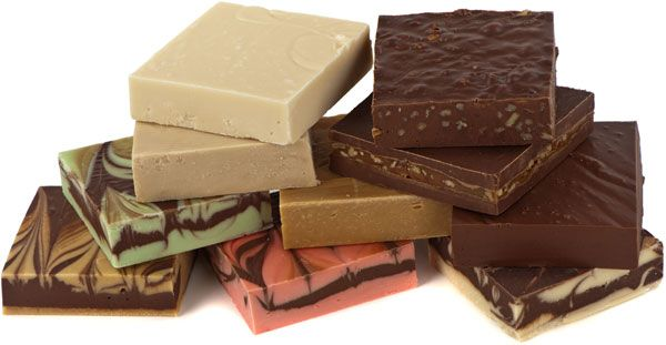 Fudge : Door County Confectionery, Door County WI