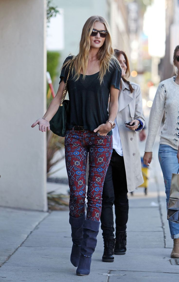 Crimson tapestry skinny jeans