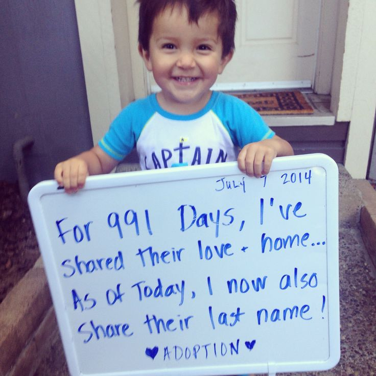 Adoption: Foster Care