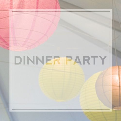 Dinner Party Playlist Awesome With STANDARD ISSUE | DINNER PARTY PLAYLIST | Birthdays/Parties | Pinterest Photo