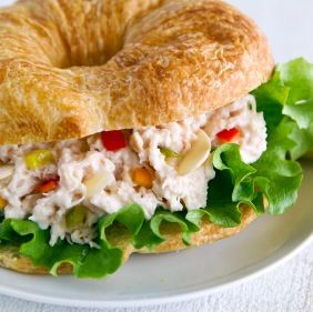 Black Friday Turkey Salad Recipe | Recipes - Poultry | Pinterest