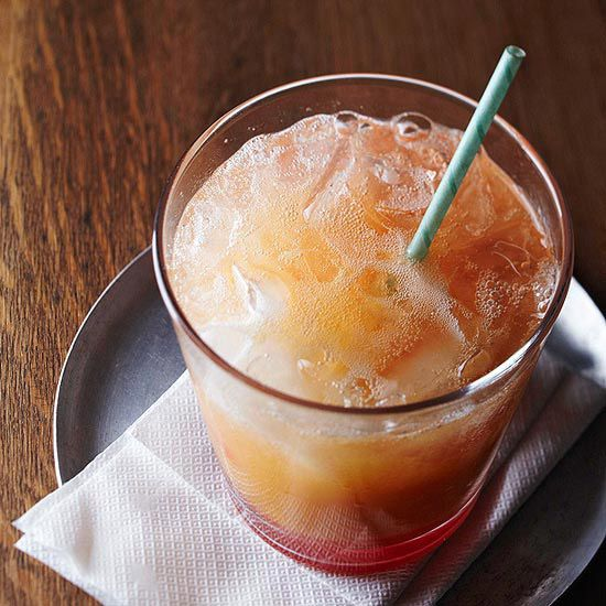 Prosecco-Peach Punch from the Better Homes and Gardens Must-Have ...