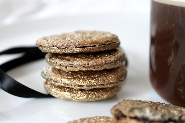... Cream & Irish Butter Oatmeal Sandwich Cookies | {love+cupcakes} Blog