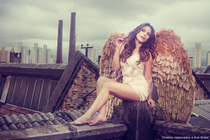 Modern day angel :) | Wings and Things | Pinterest