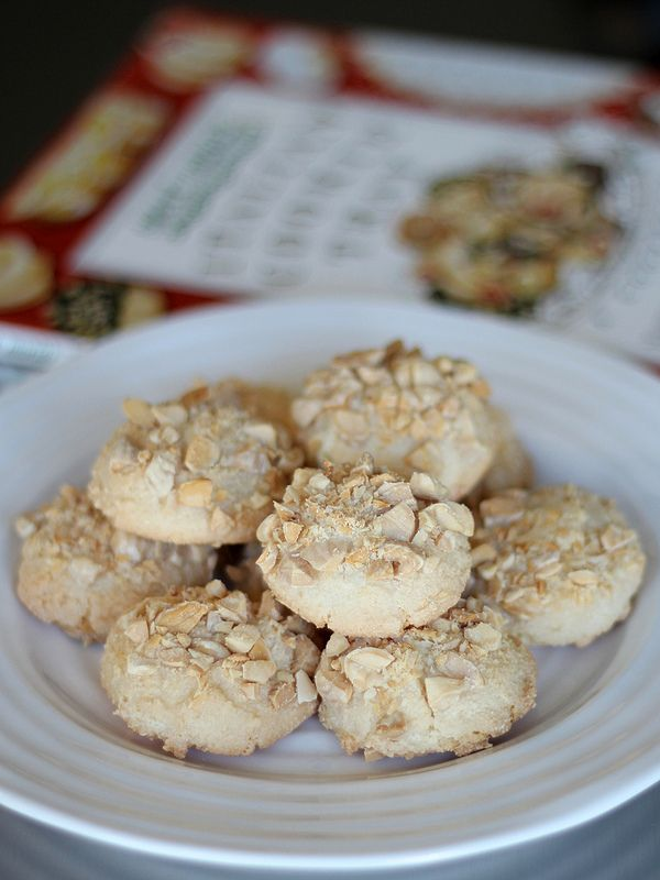 ... classic to add to your holiday cookie tray! (Naturally Gluten-free