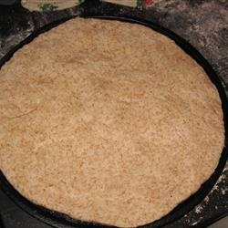 Amazing Whole Wheat Pizza Crust   Recipe