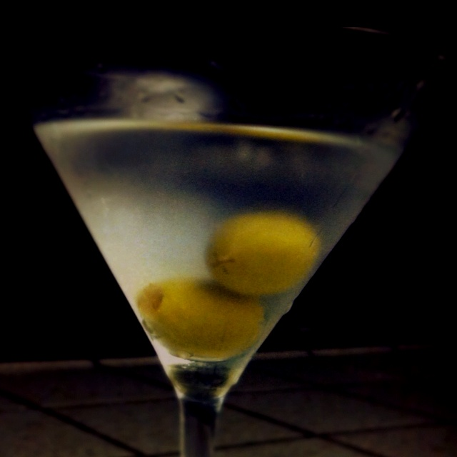 Ice cold Hendrick's gin martini | Products I Love | Pinterest