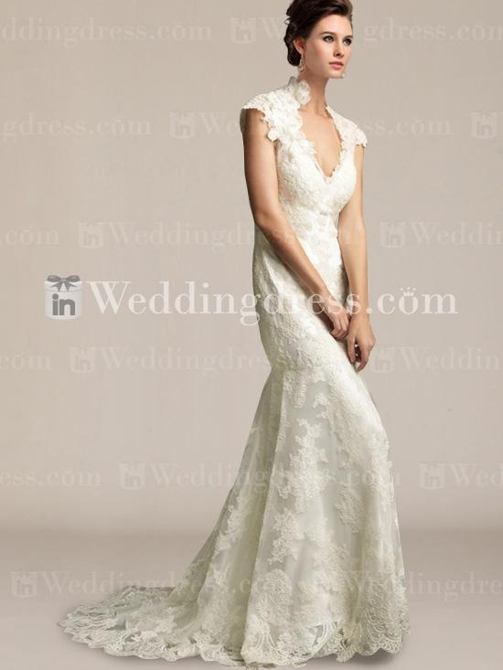 Beach bridal gowns casual wedding dress bc289 for Casual beach wedding dress
