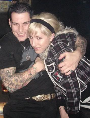 m shadows wife - photo #1