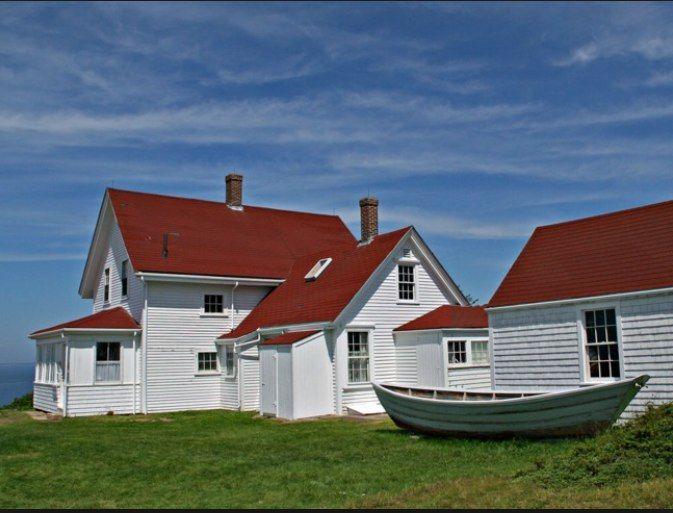 Monhegan House Monhegan Island