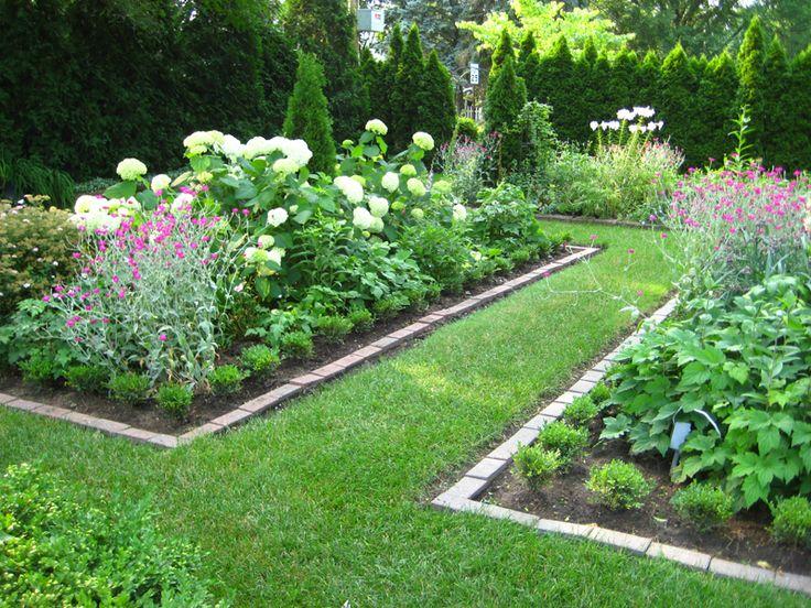 Backyard flower bed ideas shhhh secret garden pinterest for Backyard flower bed designs