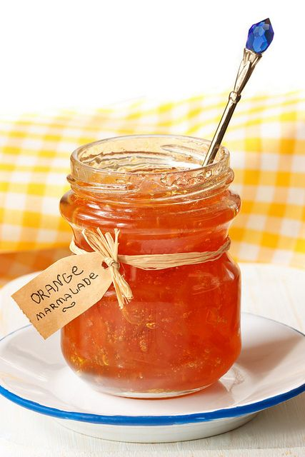 Orange marmalade | Fruit & Preserves | Pinterest