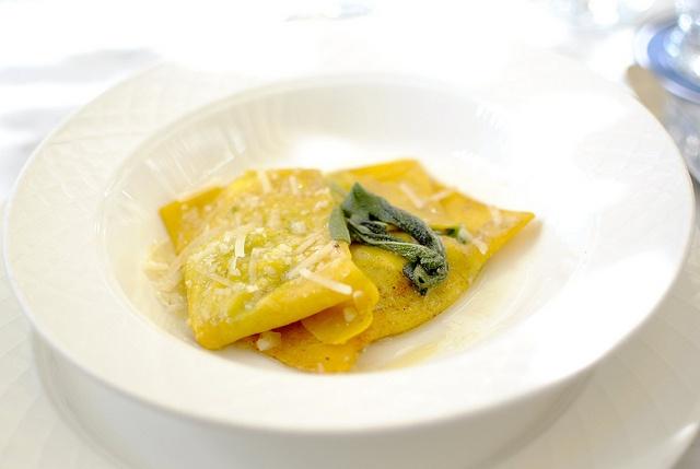 Rabe, Potato and Ricotta Ravioli: A master chef reveals an Italian grandmother's secrets