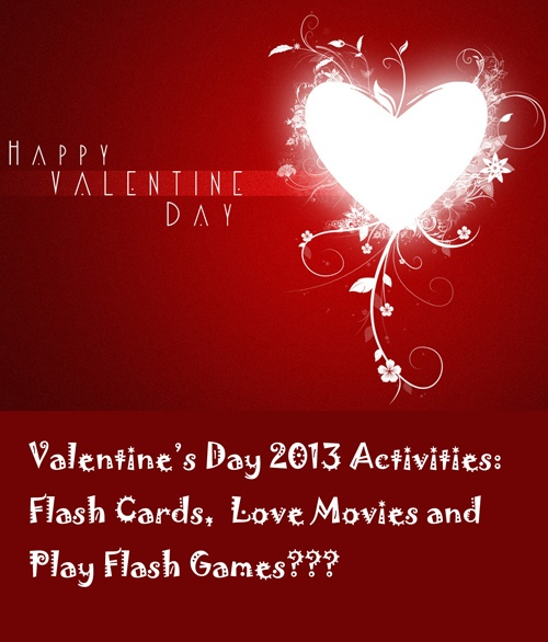games on valentine's day in office