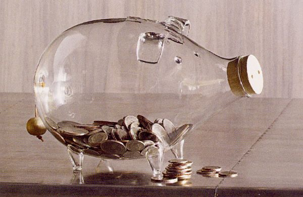 12 unique piggy banks to save money in style for Really cool piggy banks