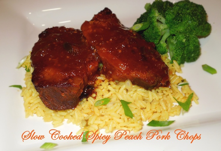Pork Chops With A Sweet Chili Soy Sauce Recipe — Dishmaps