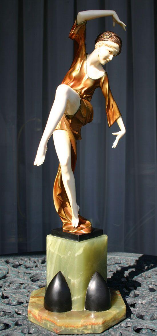 Ferdinand Preiss 1925 Autumn Dancer