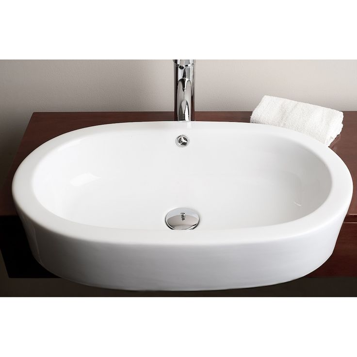 Above Counter Bathroom Sink : IMG 145 Teno Above Counter Vessel Sink Bathroom Reno Anyone? Pint ...