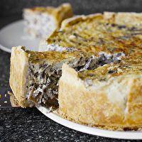 ... quiche spinach quiche easy quiche over the top mushroom quiche recept