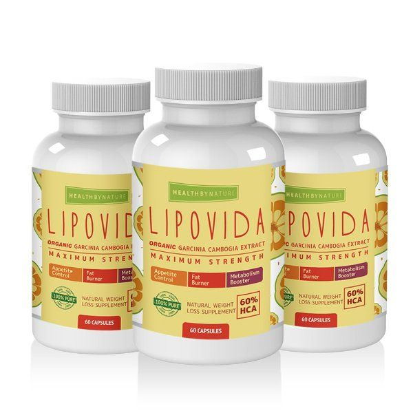 PURE Garcinia Cambogia Extract 60% HCA DR. OZ Weight Loss Diet Pills