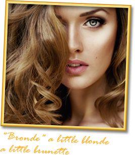 like the new bronde | hair | Pinterest