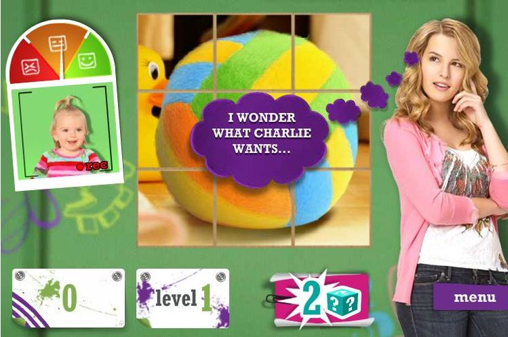 Good Games For Free : Good luck charlie games online free