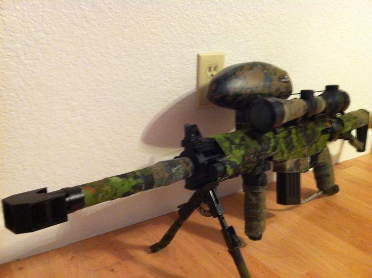 sniper paintball rifle - ChoicePaintballGuns