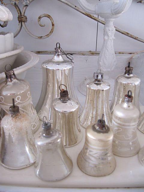silver bells ~ beautiful!