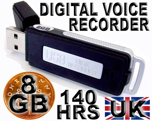 spy voice recorder on pc