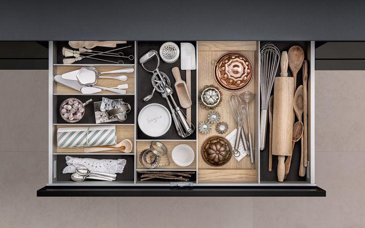 Siematic Keuken Accessoires : SieMatic Kitchen
