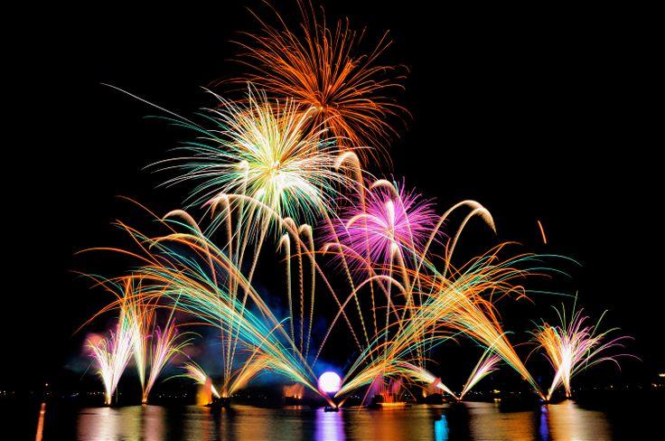 Feuerwerk in Jacksonville Florida