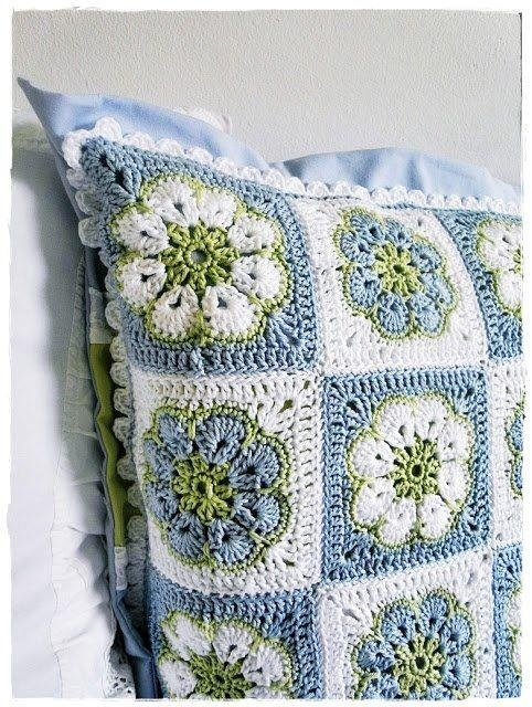 Crochet Granny Square African Flower Pattern : african flower granny squares Crochet Ideas and Patterns ...