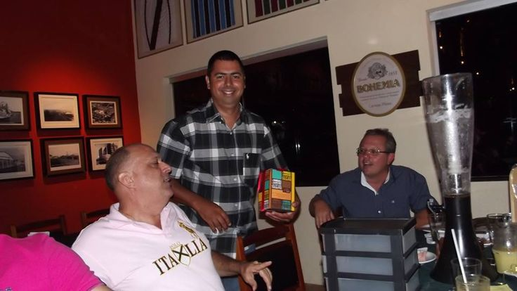 12/12/2014 - Osvaldo Cruz, SP - Confraternização 2014