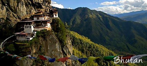 Bhutan, an expensive holiday destination offers a variety