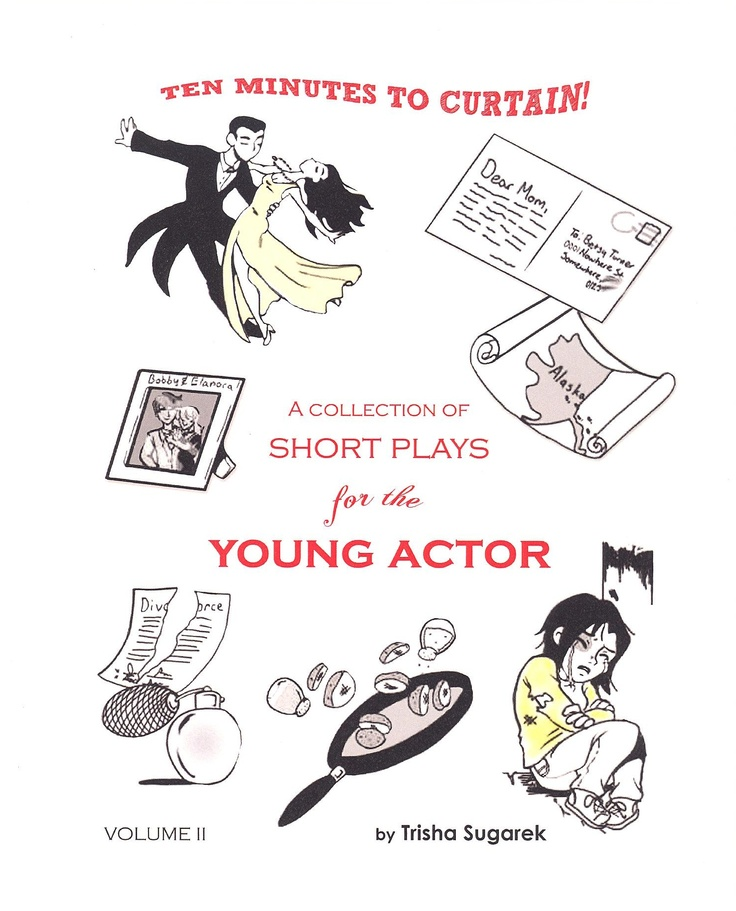Short plays about issues that tweens and teens face every day from