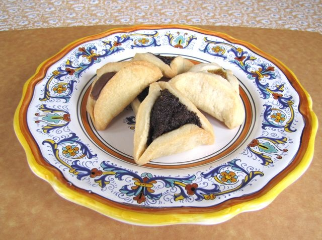 Mohn - Poppy Seed Filling for Hamantaschen | Recipe