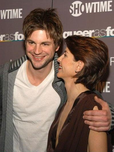 Gale Harold Girlfriend Danielle Pin Gale Harold Marrie...
