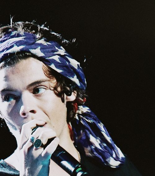 Harry Styles American Flag Headband