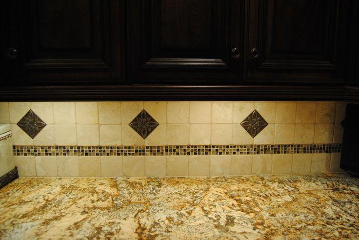Slate kitchen backsplash kitchen remodel above for 4x4 kitchen ideas